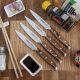 Set 4 Wagyu Meat Knife