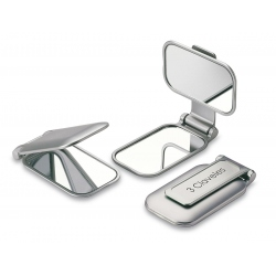 Magnifying Mirror Bag  1x 2x