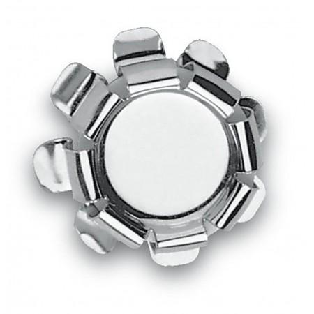 Stainless   Metal Cap
