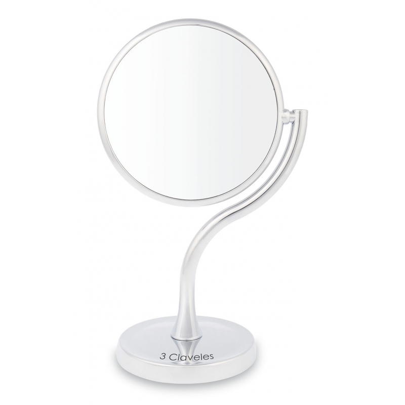 Espejo aumento Base S Giro 360º 1x 7x
