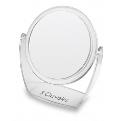 Magnifying Mirror with Base 1x 5x