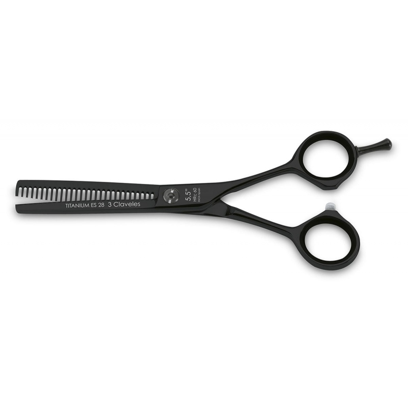 Titanium Es 28 Hairdressing Scissors