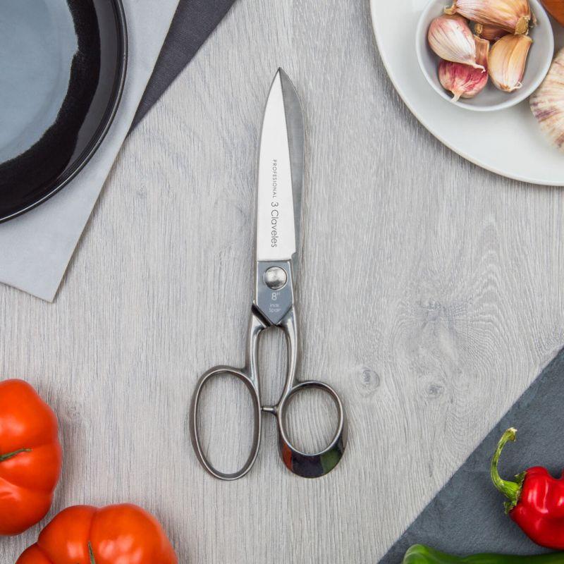Tijera cocina profesional for Cocina profesional