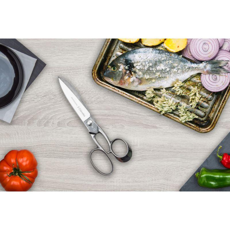 Ciseaux cuisine professionnel Accessoire de cuisine professionnel