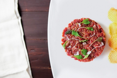 Beef Steak Tartar